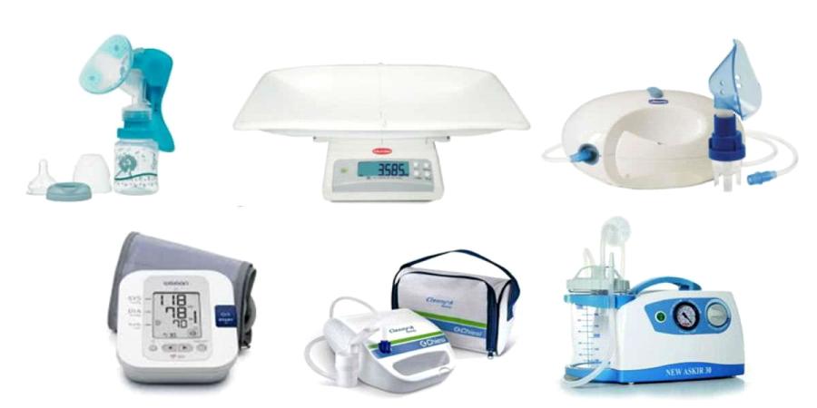 Noleggio apparecchi elettromedicali