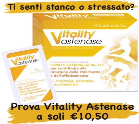 Vitality Astenase