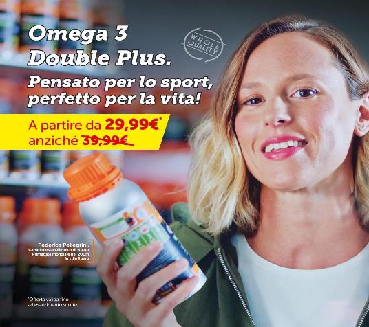 Omega 3 Double Plus